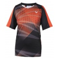 Victor T-Shirt T-6002OC schwarz/orange Herren