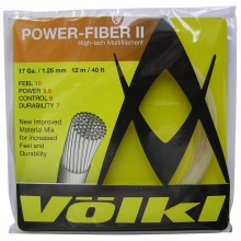 V�lkl Power Fiber II natur Tennissaite