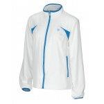 Wilson Jacket Performance 2013 weiss/blau Damen
