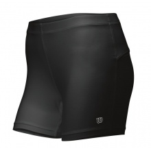 Wilson Shorty Performance schwarz Damen