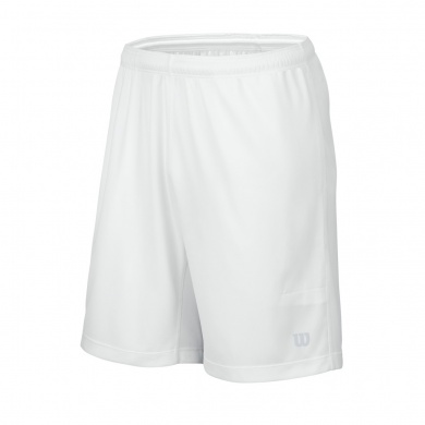 Wilson Short NVision Elite 9 Knit 2016 weiss Herren