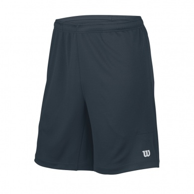Wilson Short NVision Elite 9 Knit 2016 coal Herren
