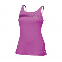 Wilson Tank Summer Strappy Color Flight 2015 pink Damen