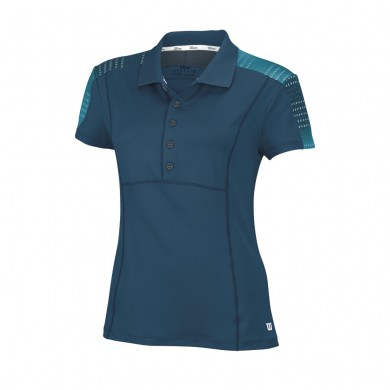 Wilson Polo Summer Color Flight 2015 ultramarine Damen