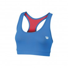 Wilson Sports Bra Rush Reversible 2015 blau/rot