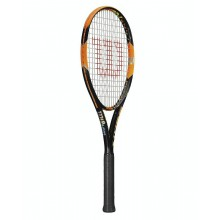 Wilson Burn 100 LS 2015 schwarz/orange Tennisschl�ger