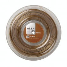 Luxilon Element bronze 200 Meter Rolle