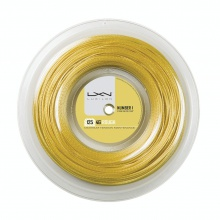 Luxilon 4G Rough 1.25 gelb 200 Meter Rolle