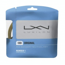 Luxilon BB Original 1.30 amber Tennissaite