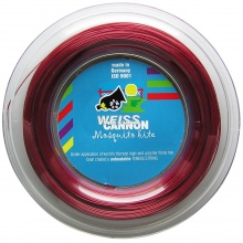 WeissCannon Mosquito bite rot 200 Meter Rolle