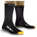 X-Socks Trekkingsocke Light schwarz Herren