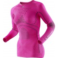 X-Bionic Energy Accumulator Evo Shirt Long Sleeves pink Damen