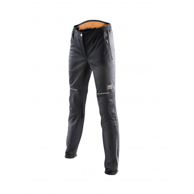 X-Bionic Cross Country Pant Long schwarz Damen