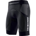 X-Bionic Running The Trick Pant Short schwarz/anthrazit Herren