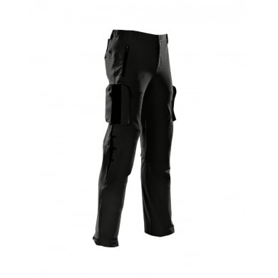 X-Bionic Outdoor Mountaineering Pant Long Winter schwarz Herren (Größe M+XL)