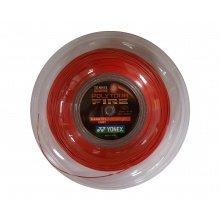 Yonex Poly Tour Fire rot 200 Meter Rolle
