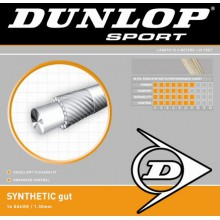 Dunlop Synthetic Gut 12 Meter von Rolle