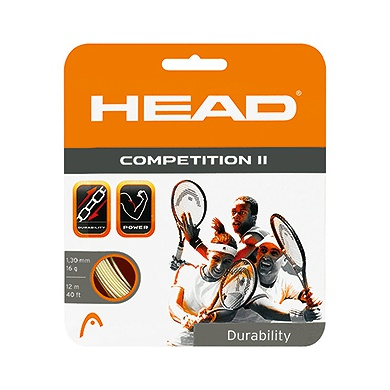 Besaitung mit Head Competition II