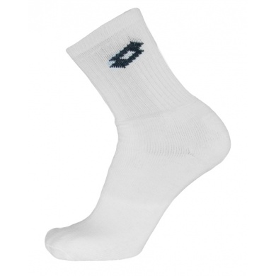 Lotto Tennissocken Kinder weiss 3er