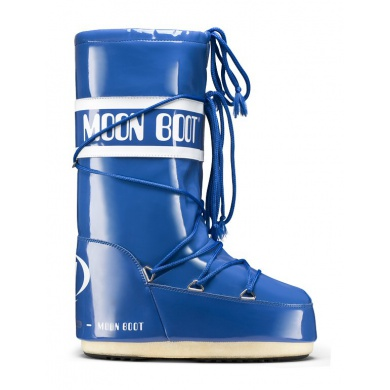 MoonBoot Vinil blau Damen (39-41)