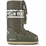 MoonBoot Nylon anthrazit (42-44)