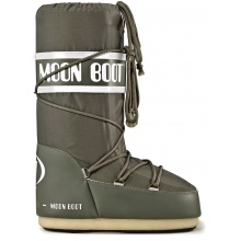 MoonBoot Nylon anthrazit (35-38)