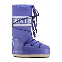 MoonBoot Nylon blauviolett (42-44)