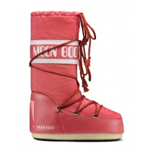 MoonBoot Nylon koralle (31-34)