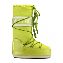 MoonBoot Nylon lime (31-34)