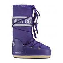 MoonBoot Nylon viola (35-38)