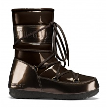 MoonBoot P Jump Mid braun Damen