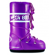 MoonBoot Vinil purple Damen (42-44)