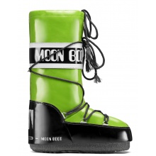 MoonBoot Vinil lime Damen (35-38)