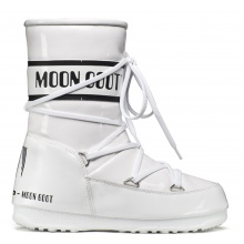 MoonBoot P Jump Mid weiss Damen