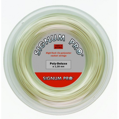 Signum Pro Poly Deluxe perlmutt 200 Meter Rolle