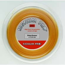 Signum Pro Poly Power honig 200 Meter Rolle