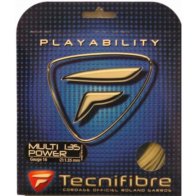 Tecnifibre Multipower Tennissaite