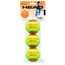 Head Stage 2 TIP orange Methodikb�lle 3er