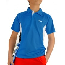 Wilson Polo Performance blau Boys