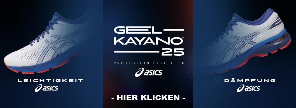 Asics Kayano 25 2018 Laufschuhe