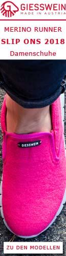 Giesswein Merino Runner Slip Ons 2018 Damen