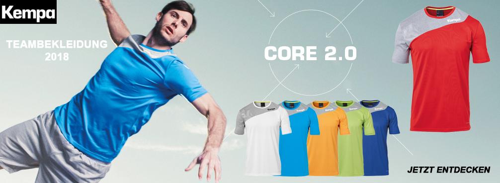 Kempa Core 2.0 Textilien