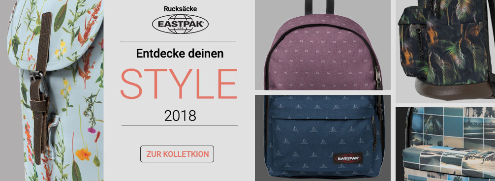 Eastpak Rucksack 2018