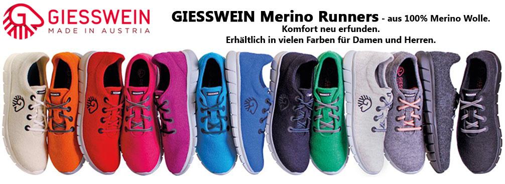 Giesswein Merino Runner