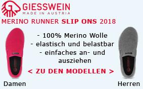 Giesswein Merino Runner Slip Ons 2018 Herren