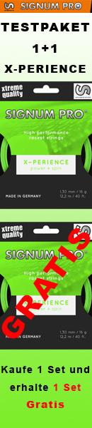 Signum Pro TESTPAKET X-PERIENCE