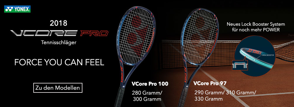 Yonex VCore Pro 2018