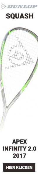 Dunlop Apex Infinity 2.0 Squashschläger