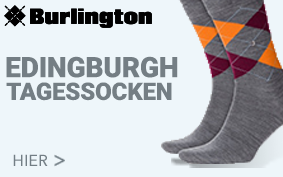 Burlington Tagessocke Edingburgh