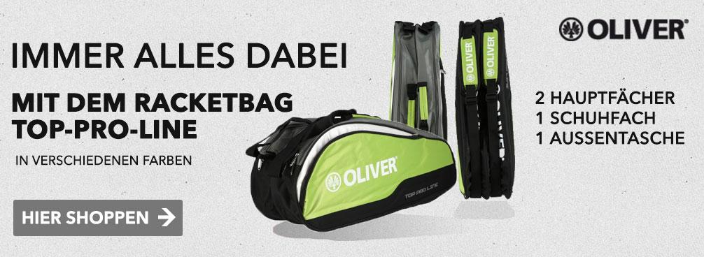 Oliver Racketbag Top Pro